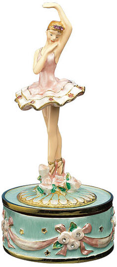 "Music box ""Ballerina"""