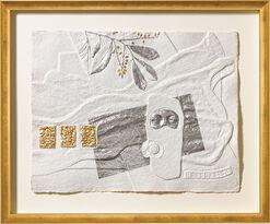 "Bild ""Composition IV"", gerahmt"