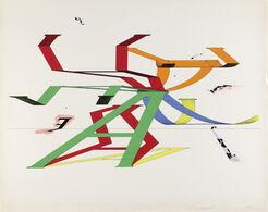 """Bild """"A-Variations"""" (1970)"""