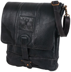 "Herrentasche ""City"", schwarze Version"