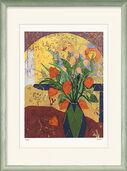 """Bild """"Composition III"""" (1996), gerahmt"""