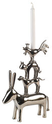 """Candle Holder """"The Bremen Town Musicians"""""""