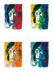 """Bildmappe """"Tribute to John Lennon"""" (2015), ungerahmt"""