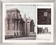"""Bild """"Reichstag I"""" (1992)"""