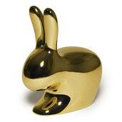 "Designer-Stuhl ""Rabbit Chair"", goldfarbene Version"