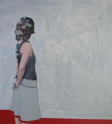 """Bild """"Anne"""" (2014) (Unikat)"""