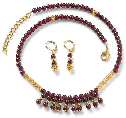 "Petra Waszak: Jewelry Set ""Simonetta"""