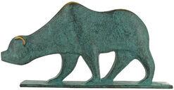 """Tierplastik """"Bär"""", Bronze"""