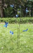 """Gartenstecker """"Schmetterlinge"""", 2-teilig"""