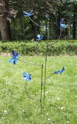 """Garden Plug """"Butterflies"""", 2-Part"""