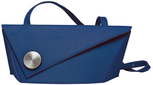 """Tasche """"Drehpunkt"""", blaue Version"""