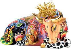 "Sculpture cow ""Sonia"""