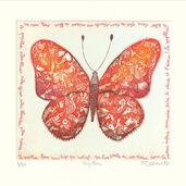 """Bild """"Papillon"""" (2005), ungerahmt"""