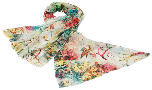 "Pashmina shawls ""Multi coloure"""
