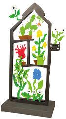 """Garden Sculpture """"Monster Greenhouse"""""""