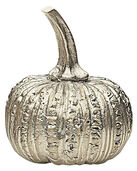 "Silver deco Fruchtchen ""pumpkin"", bronze edition"