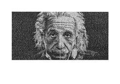 """Bild """"Albert Einstein"""" (2015)"""