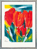 """Picture """"tulips"""""""