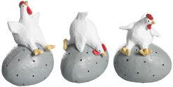"""Chicken Trio """"Tyra, Meja and Nova"""""""