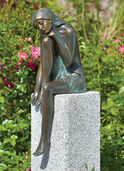 "Garden sculpture ""Emmanuelle"" (Version without stele)"