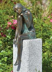 "Garden sculpture ""Emmanuelle"" (Version without stele)"