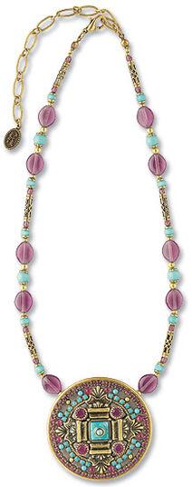 "Michal Golan: Necklace ""Turkish Bazaar"""
