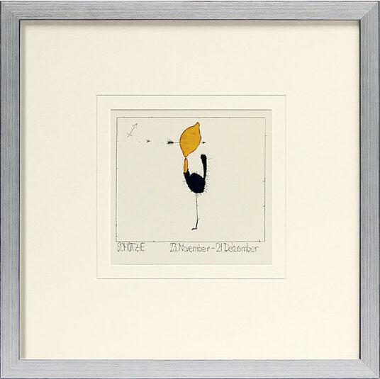 """Michael Ferner: Picture """"Sagittarius (23.11.-21.12.)"""""""