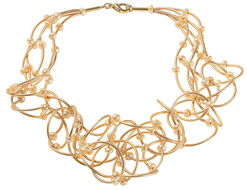 "Collier ""Curly"""