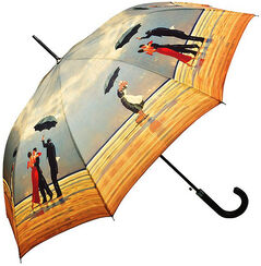 "Stick Umbrella ""Singing Butler"""