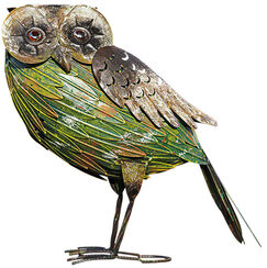 """Garden Sculpture """"Owl"""""""