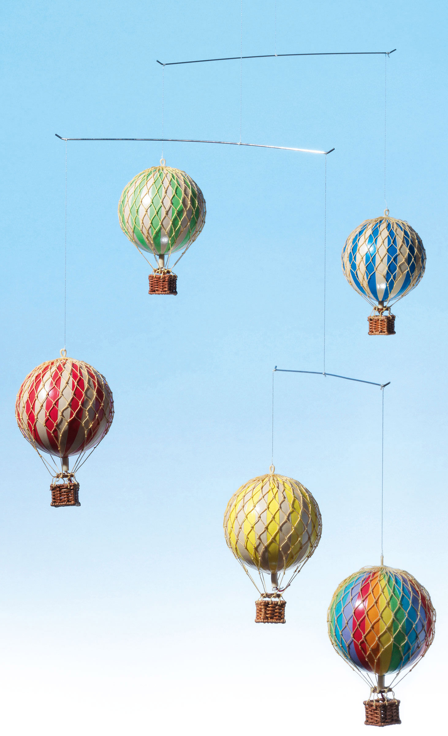 decken mobile hei luftballon ars mundi. Black Bedroom Furniture Sets. Home Design Ideas