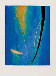 """Bild """"Frühling"""" (2006) - aus Bilderzyklus """"Vier Jahreszeiten"""", ungerahmt"""