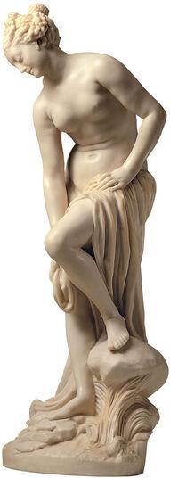 "Christophe-Gabriel Allegrain: Skulptur ""Badende Venus"", Kunstguss"