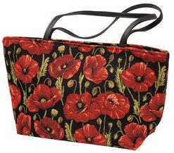 """Bag """"Poppy Flowers"""""""