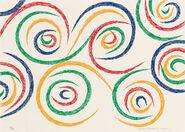"Bild ""Cercles du matin"" (1992)"