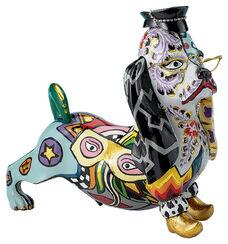 """Skulptur Hund """"Sir Barclay"""""""