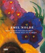 "Illustrated Book ""My Garden full of Flowers"""