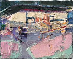 "Bild ""Landschaft 17"" (2009) (Unikat)"