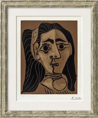 """Bild """"Jacqueline au Bandeau"""" (1962)"""