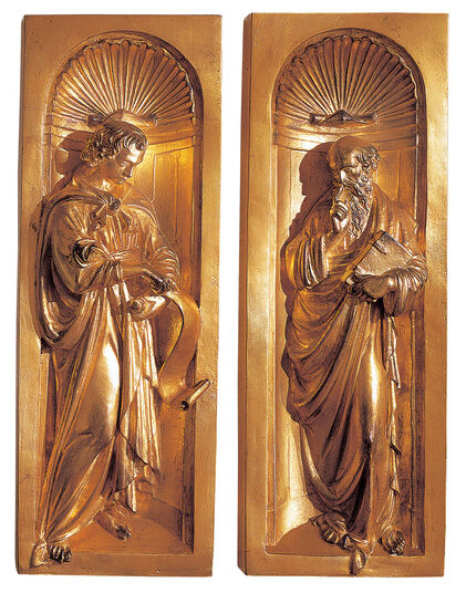 "Lorenzo Ghiberti: ""Patriarchs from the Gates of Paradise"""