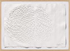 """Bild """"Huldigung an Hafez – Motiv 15"""" Einzelblatt aus dem Werkzyklus (2015/16)"""