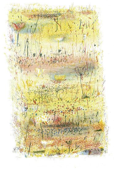 """Picture """"Hanging Gardens III"""" (2002)"""