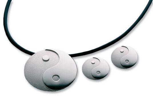 """Jewelry Set """"Yin and Yang"""""""