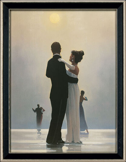 "Jack Vettriano: Picture""Dance me to the end of love"""