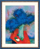 """Bild """"La poire ouverte"""" (2000), gerahmt"""