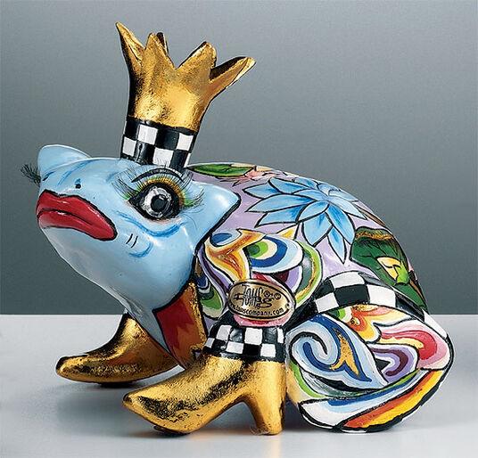 "Thomas Hoffmann / Tom's Drag: Frog Prince ""William"""