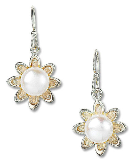 "Bernd Gliem: Earrings ""Floral Dream"""