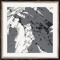 """Bild """"Schweizer Alpen II"""" (1969)"""