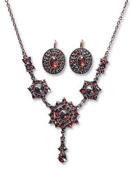 "Jewelry Set ""Rosettes"""