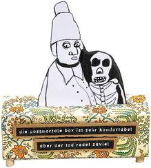 "Objekt ""Die Postmortale Box"" (2007)"